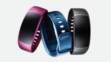 Samsung presenta la pulsera inteligente Gear Fit2