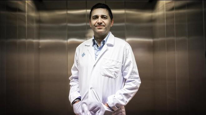 Joan Pere Barret, el cirurgià capaç d'operar l'inoperable