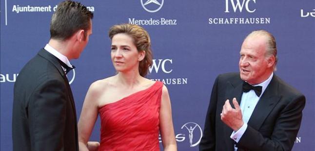 N�os no declar� a Hacienda los 87.000 euros que pag� Louis Vuitton