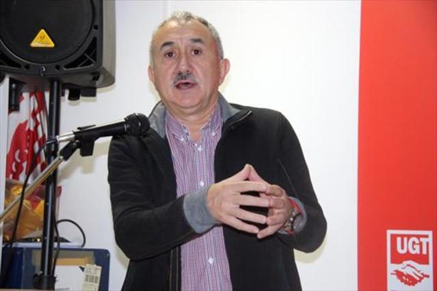 Josep Maria �lvarez optar� a substituir a C�ndido M�ndez en la UGT