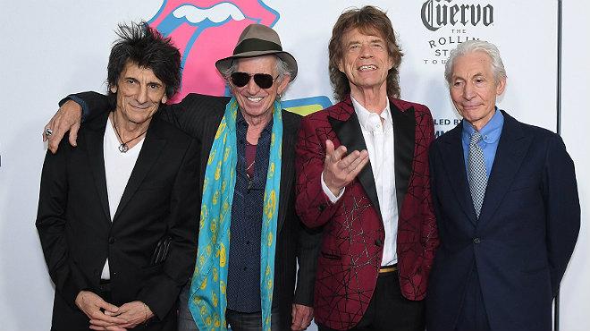 L''Exhibicionisme' dels Rolling Stones arriba a Nova York