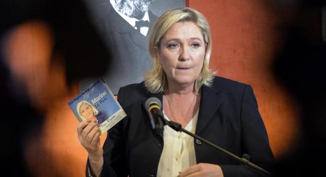 Els atemptats de París consoliden l'avanç electoral del Front Nacional