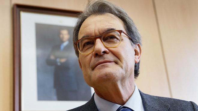 Mas acusa l'Estat de preparar una intervenció a Catalunya