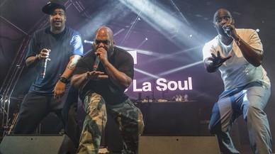 De La Soul, fiesta de ritmo entrecortado