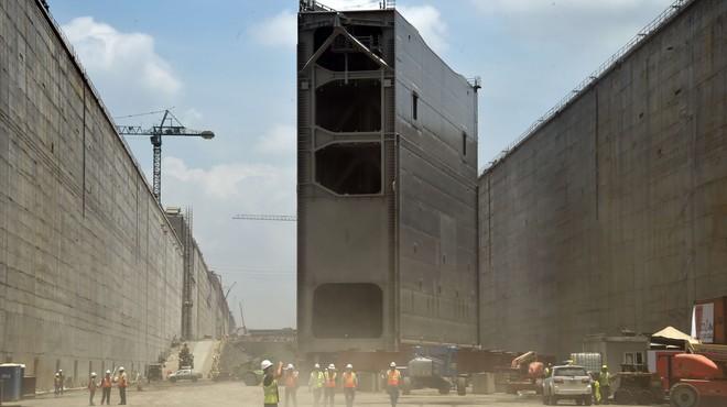Panamà porta Sacyr davant els tribunals pels sobrecostos del canal
