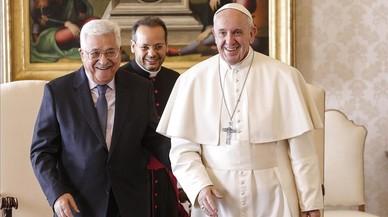 Palestina abre embajada en el Vaticano