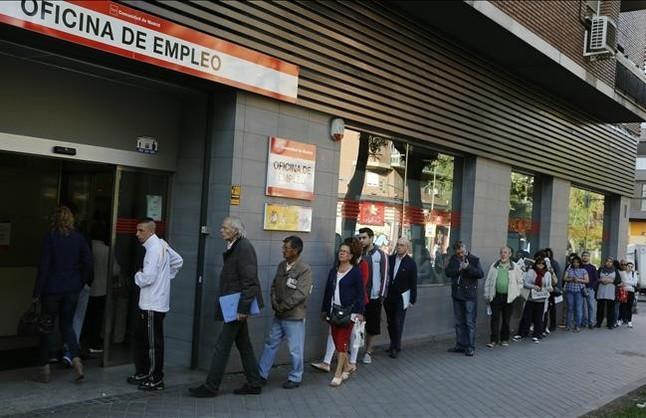 Fedea atribuye un 33 de la rebaja del desempleo a la for Oficina del paro murcia