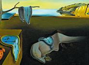 'La persistencia de la memoria' o 'Los relojes blandos', de Salvador Dal� (1931).