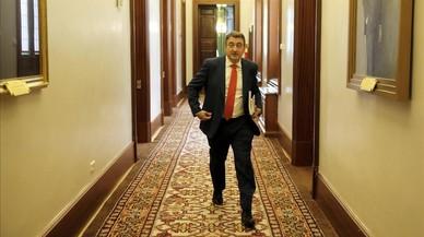 El PNV retiraría su apoyo al PP si Rajoy se excede en Catalunya