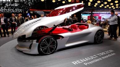 El prototipo Renault Trezor.