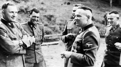Tras la pista de los verdugos de Hitler