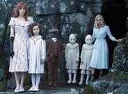 Fotograma de la nuevapel�cula de Tim Burton: 'El hogar de Miss Peregrine para ni�os peculiares'.