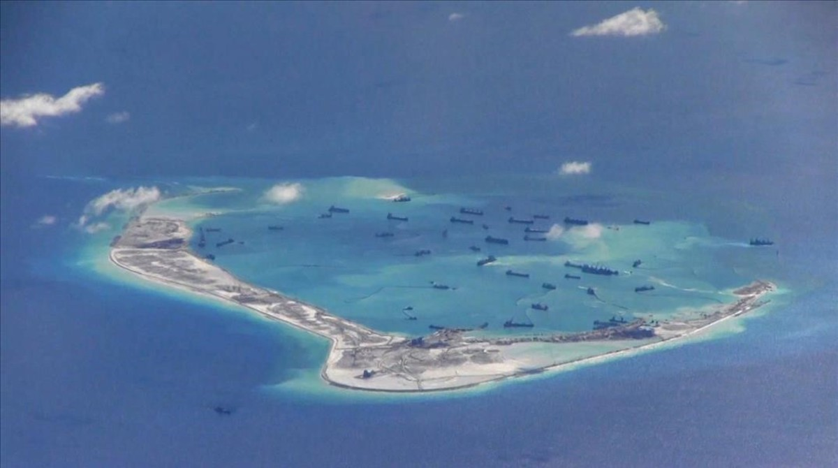 China dice que las amenazas de Trump por las islas del mar de Sur pueden llevar a la guerra