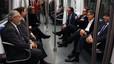 """Puigdemont: """"Cuando gestionamos nosotros, los resultados son mucho mejores"""""""