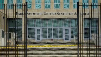 EEUU reducirá su personal en Cuba por los misteriosos problemas de salud de sus diplomáticos