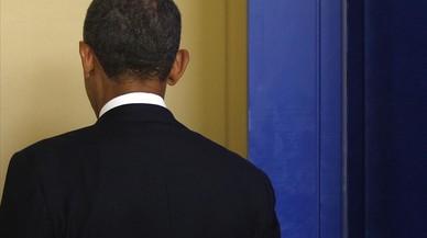 Obama continuarà treballant per un llegat ara en perill