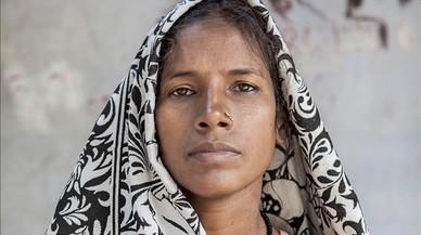 Jankee: la historia de supervivencia de una viuda en India