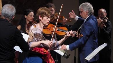 Un gran Mozart con Isabelle Faust e Il Giardino Armonico