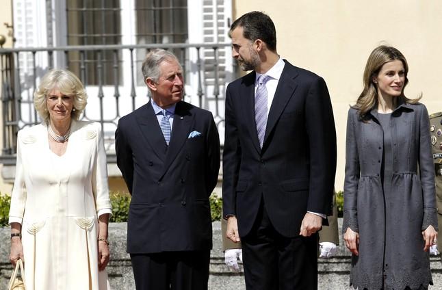 el palacio de los principes de asturias: