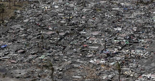 Una vista aérea de Tacloban. ERIK DE CASTRO | REUTERS
