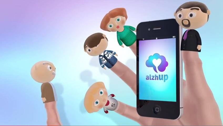 Nace 'AlzhUp', la 'app' para combatir el alzh�imer