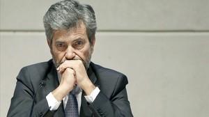 El presidente del CGPJ y del Tribunal Supremo, Carlos Lesmes.