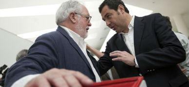 El 'laboratorio andaluz' pone a prueba la nueva alquimia electoral