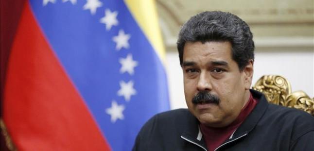 Nicolás Maduro, el 5 de diciembre del 2015.