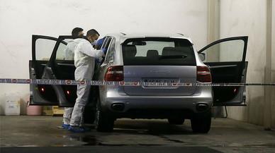 La viuda de l'expresident de la CAM Vicente Sala va rebre dos trets al cap