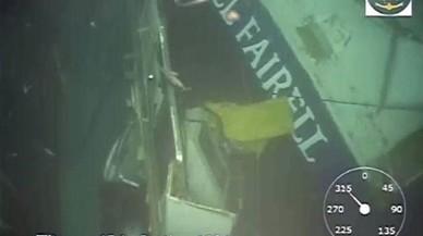 El robot submergible troba un cos que podria ser el d'un dels desapareguts