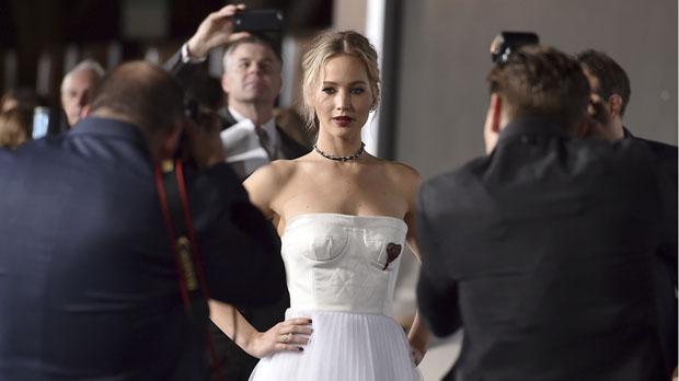 Jennifer Lawrence compleix 27 anys