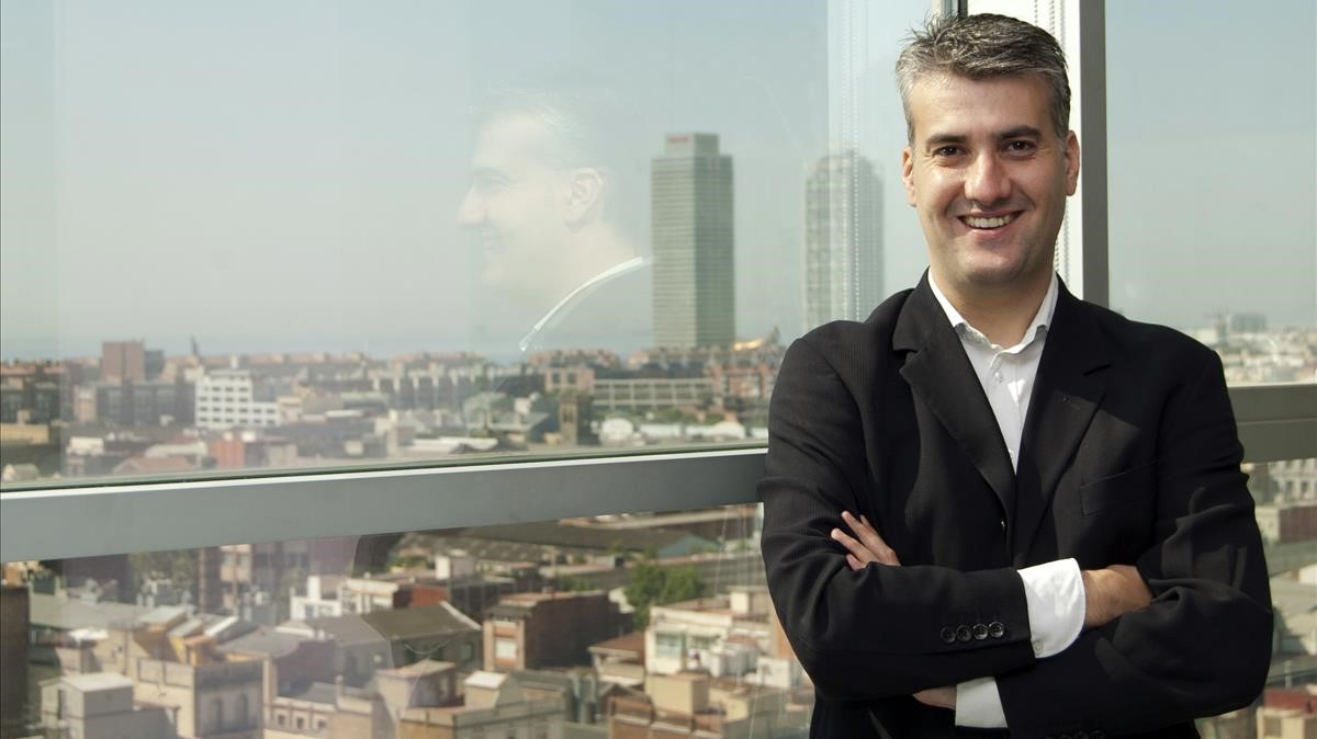 Vicente Arias fundador y consejero delgado de Coverfy