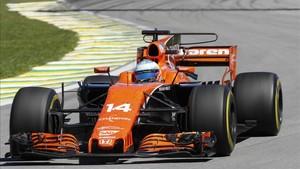 McLaren y Alonso inician una nueva etapa con Renault