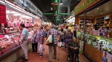 Les vendes del comerç minorista pateixen la caiguda més forta des de l'estiu del 2013