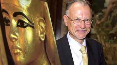 L'egiptòleg Christian Jacq, Premi Barcino de novel·la històrica