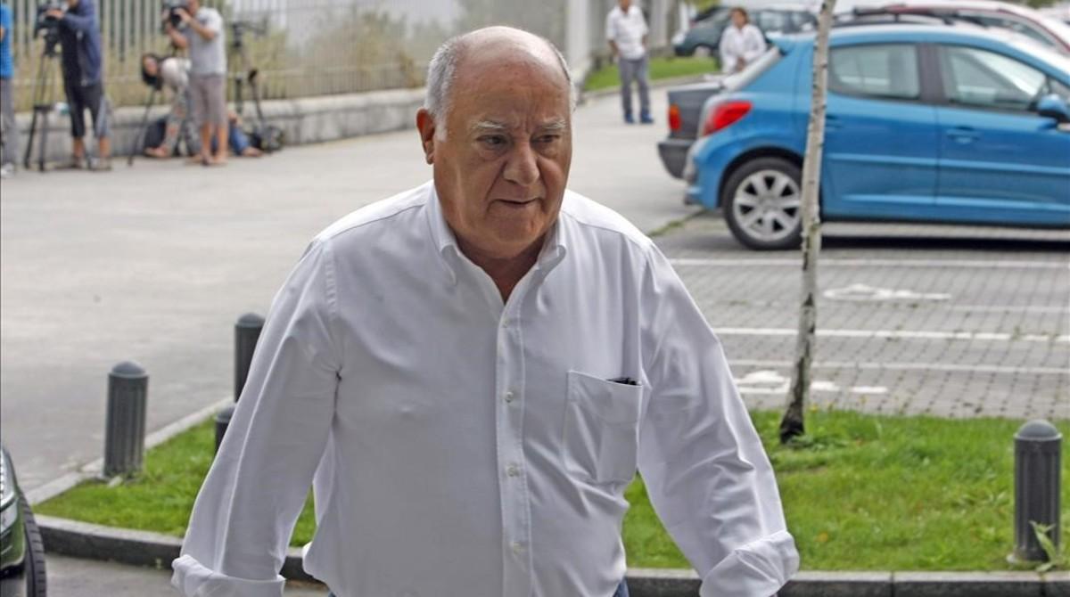 Amancio Ortega financia equipamiento oncológico para Catalunya
