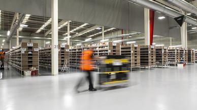 Amazon obre un tercer centre logístic a Catalunya per competir amb els súpers