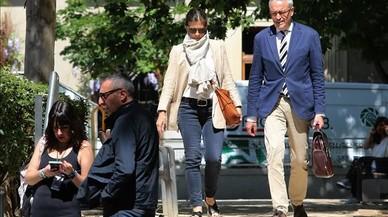 La esposa de Oriol Pujol declara que él gestionaba la cuenta que tenían en Andorra