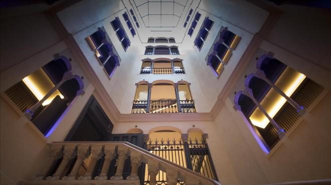 El gran luxe guanya posicions en el parc hoteler de Barcelona