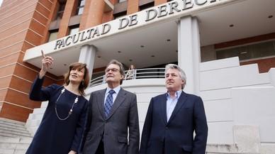 """El Govern """"sondejarà"""" la Generalitat sobre l'alternativa a la independència a què es refereix Mas"""
