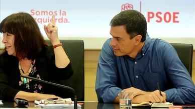 El PSOE da por hecho que habrá votación el 1-0