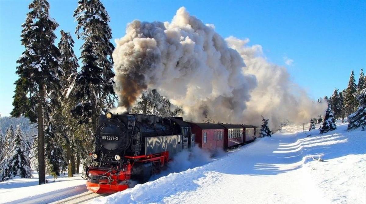 Los 6 trenes más extremos del mundo