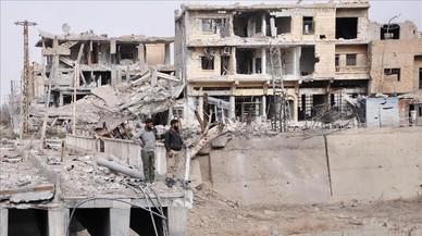 El EI asesina a 75 civiles en la provincia siria de Deir Ezzor