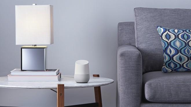 El dispositivo Google Home.