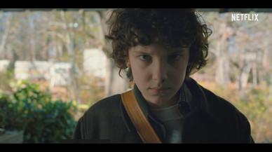 El cambio de 'look' de Eleven en el nuevo tráiler de 'Stranger things 2'