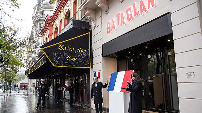 París recorda les seves víctimes