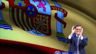 Rajoy culpa l'oposició de donar mala imatge a Europa després del revés de l'estiba