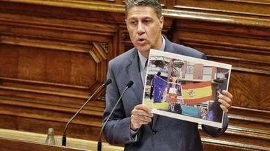 """Albiol sit�a a Puigdemont """"en manos de los radicales de la CUP"""""""