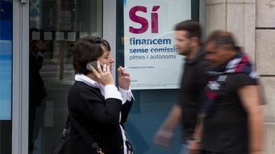 Experts i banquers discrepen sobre si el crèdit creixerà finalment el 2017