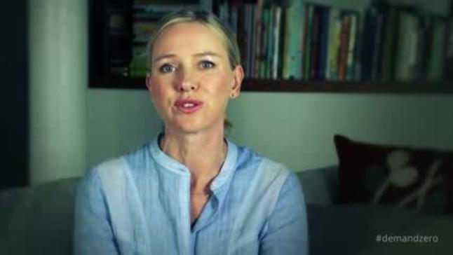 El vídeo de los artistas de Hollywood contra las armas nucleares.